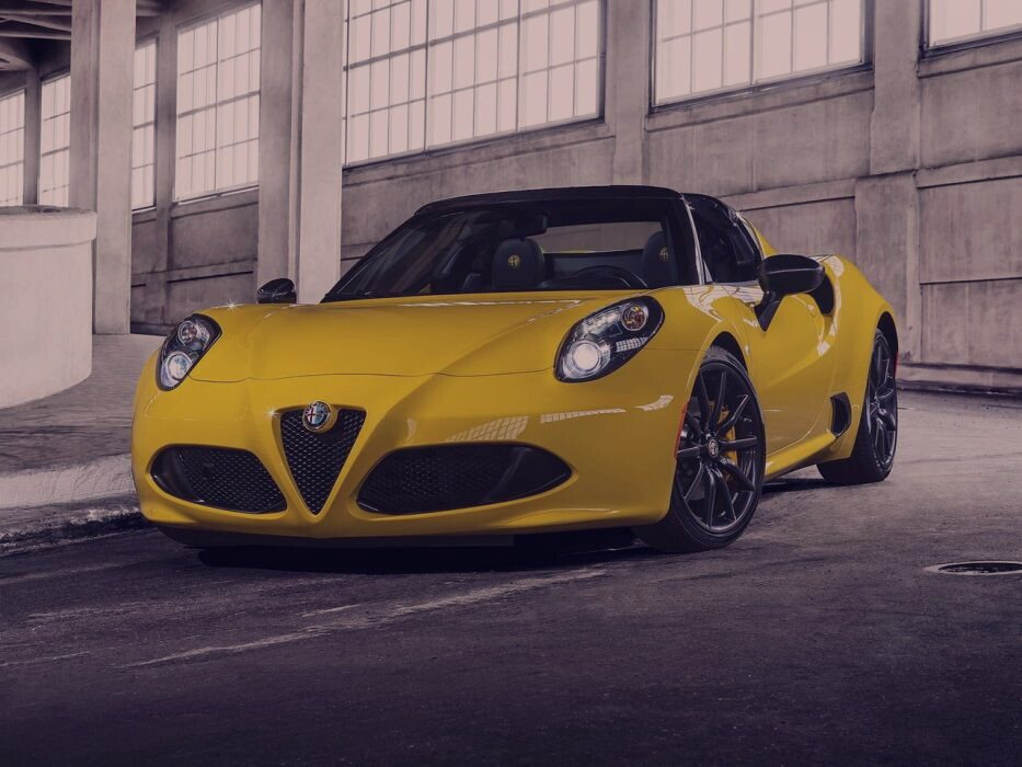 Ficha Tecnica Alfa Romeo 4C