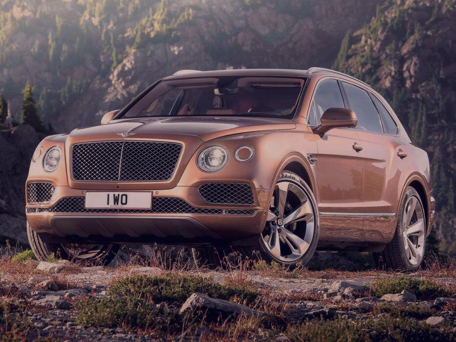 Ficha Tecnica Bentley Bentayga