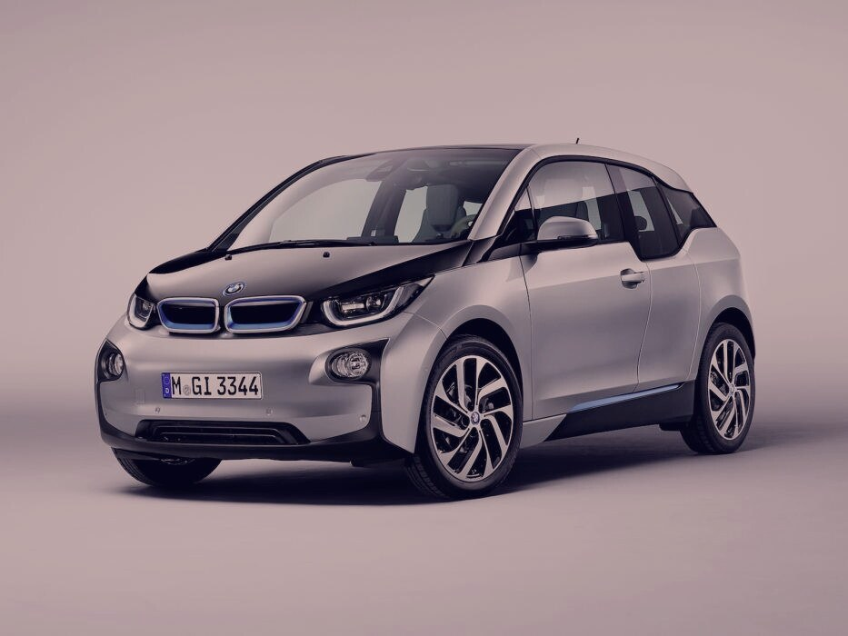 Ficha Tecnica BMW i3