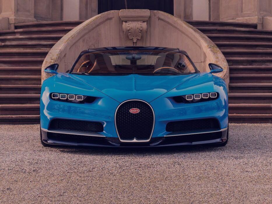Ficha Tecnica Bugatti Chiron