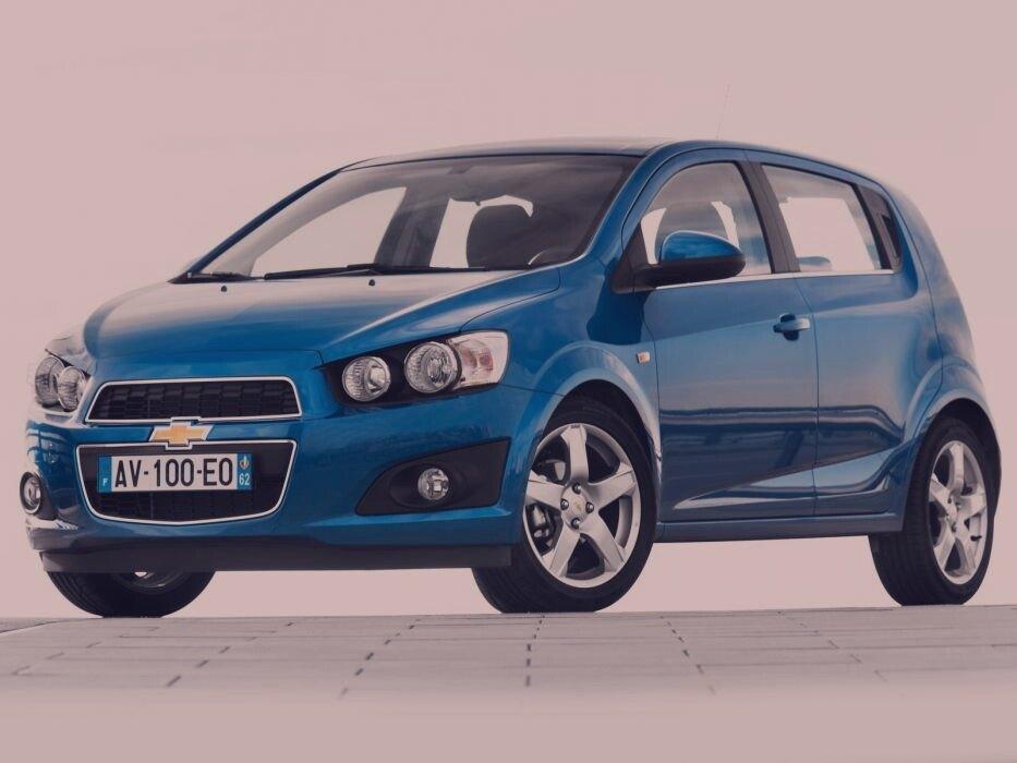 Ficha Tecnica Chevrolet Aveo
