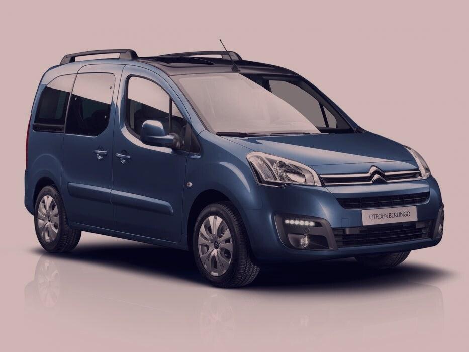 Ficha Tecnica Citroën Berlingo