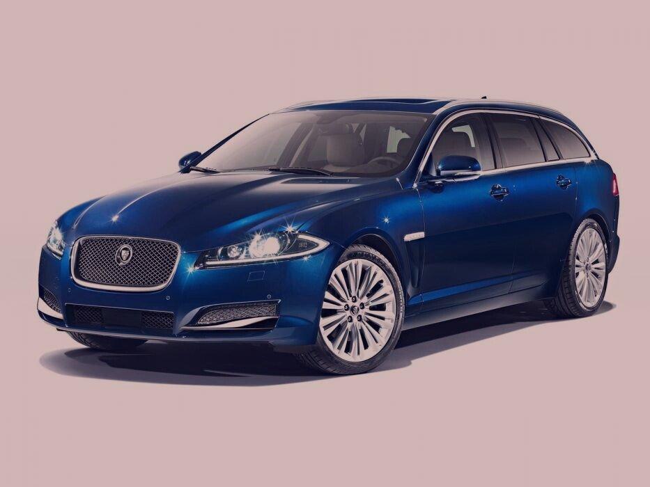 jaguar xf-1