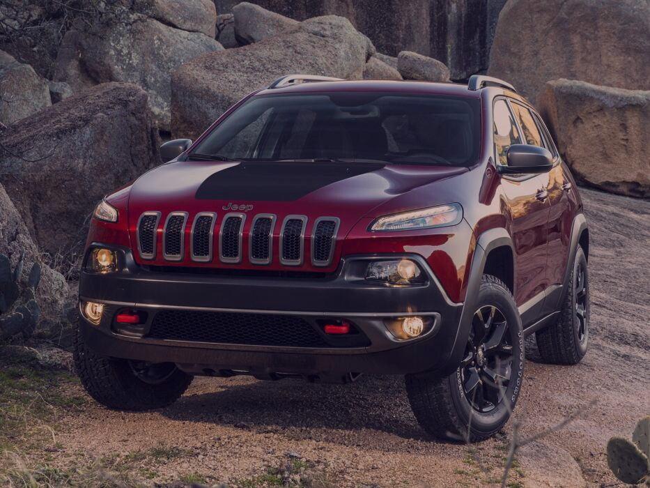 Ficha Tecnica Jeep Cherokee
