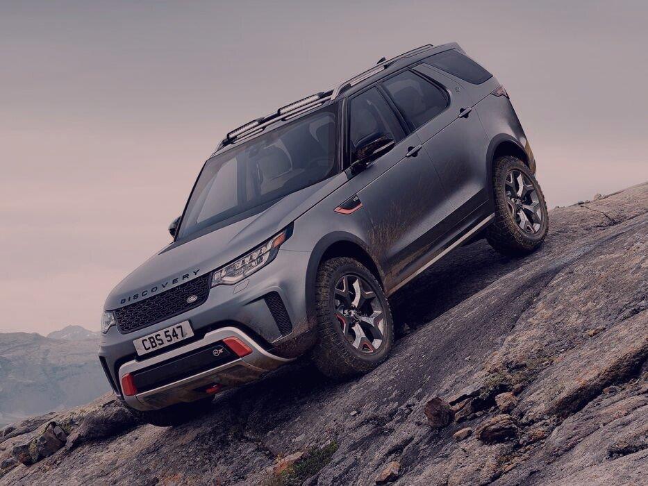 Ficha Tecnica Land Rover Discovery