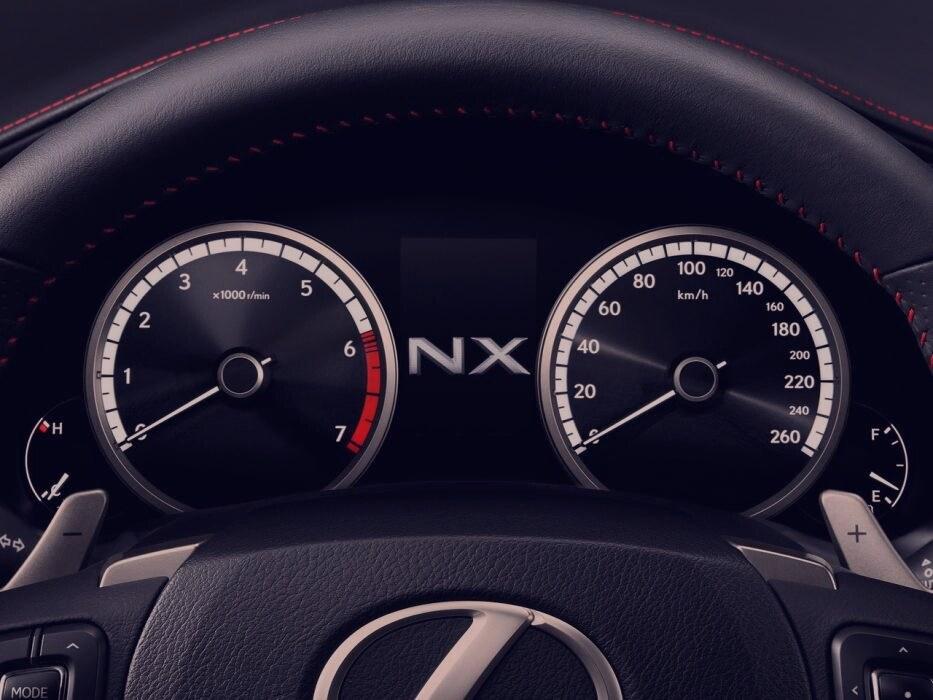 lexus nx-1
