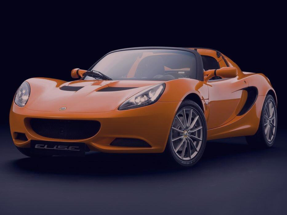 Ficha Tecnica Lotus Elise