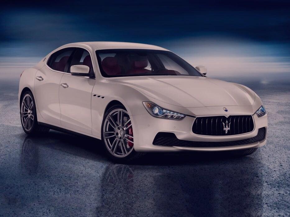 Ficha Tecnica Maserati Ghibli