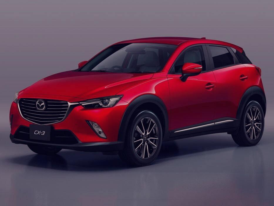 Ficha Tecnica Mazda CX-3
