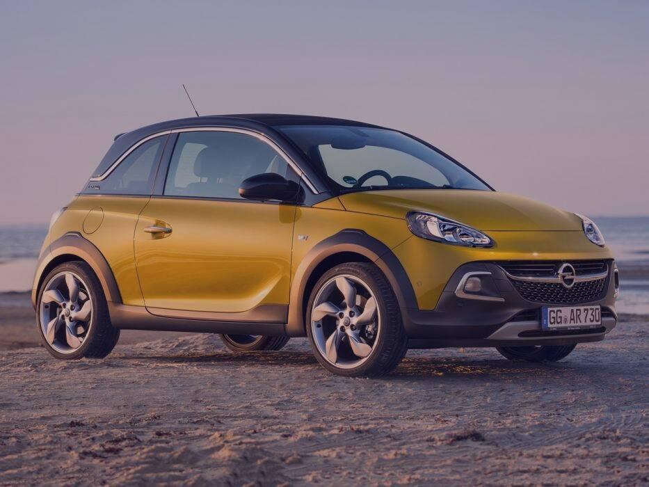 Ficha Tecnica Opel Adam