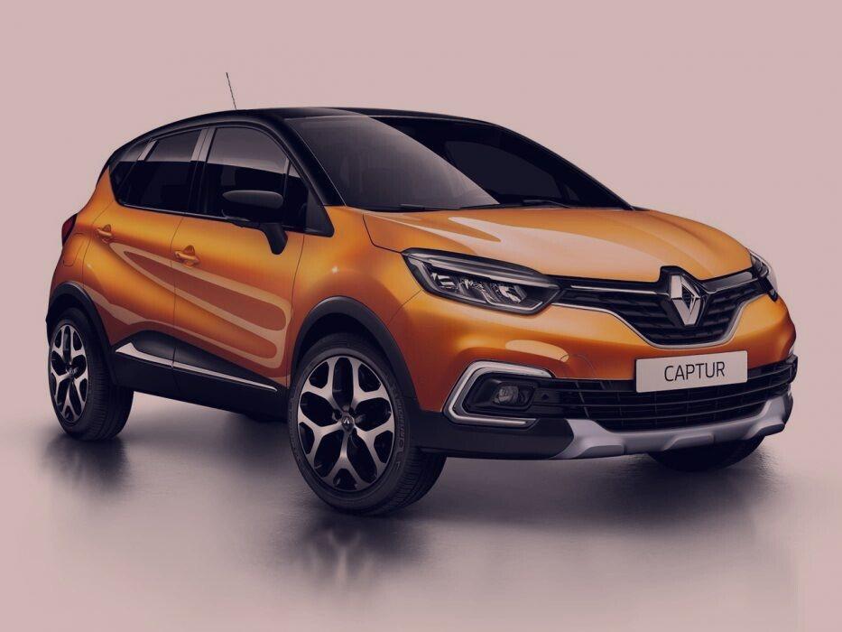 Ficha Tecnica Renault Captur