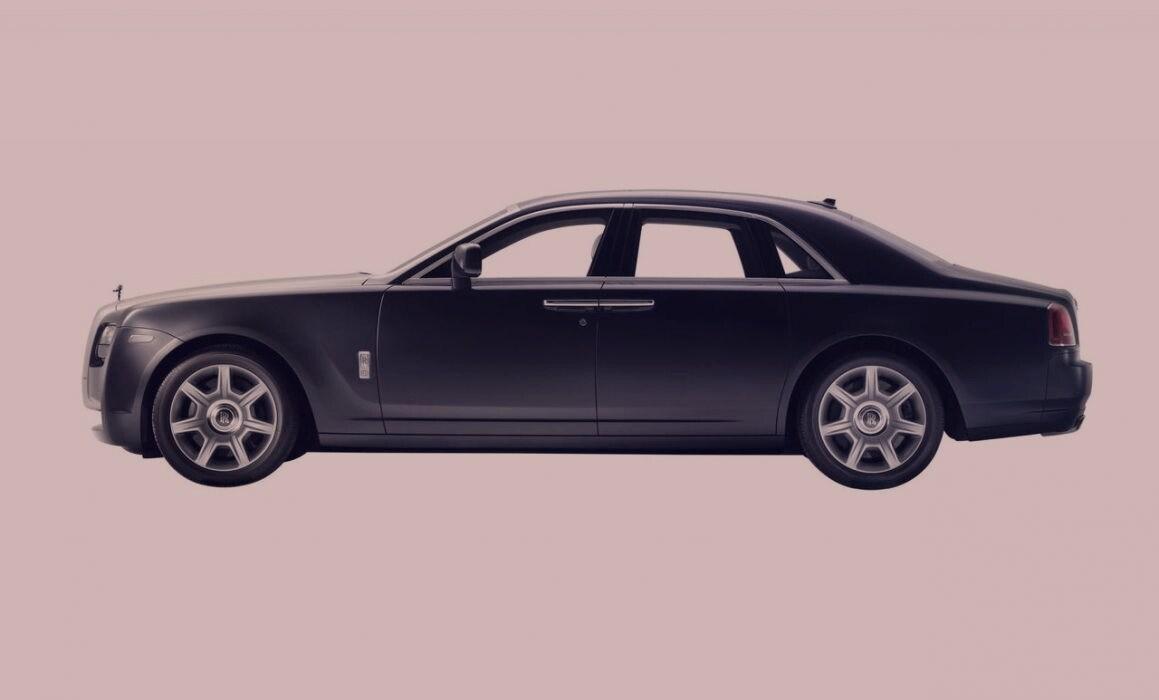 Ficha Tecnica Rolls-Royce Ghost