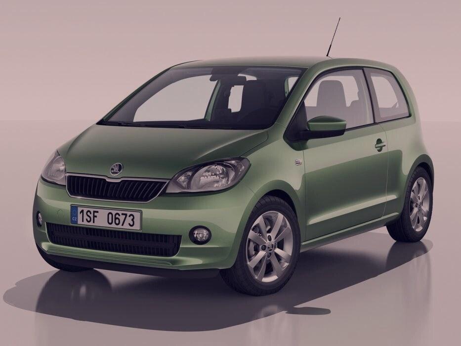 Ficha Tecnica Škoda Citigo